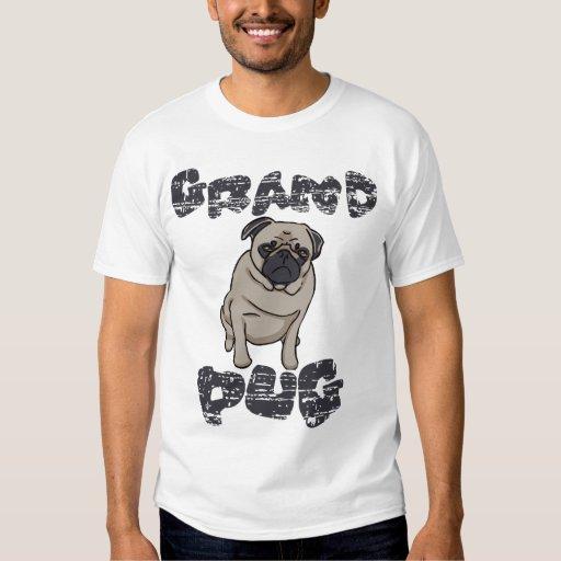 grandpug t shirts