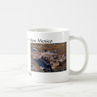 GrandQuiviraRuins5-VLA-DishesAndLandscape--29-I... Coffee Mug