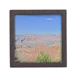 Grands Canyon Peaks in Arizona Jewelry Box
