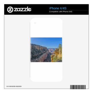 Grands Canyon Peaks in Arizona Skins For The iPhone 4S