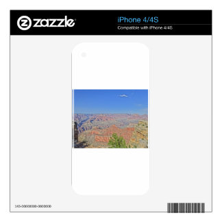 Grands Canyon Peaks in Arizona iPhone 4 Decal