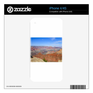 Grands Canyon Peaks in Arizona Decals For The iPhone 4S