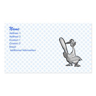 Grandslam Goose Business Card
