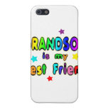 Grandson Best Friend Cover For iPhone 5