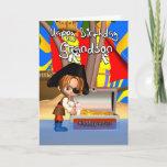 "Grandson Birthday Card Pirate Treasure<br><div class=""desc"">Grandson Birthday Card Pirate Treasure</div>"
