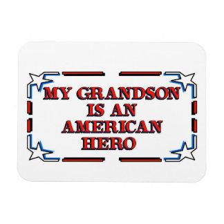 Grandson Hero Magnet