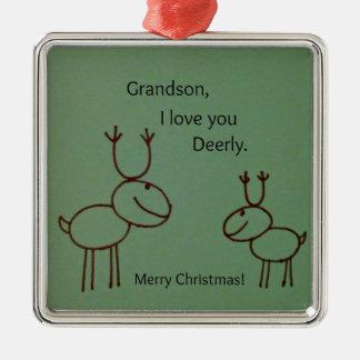 Grandsons Christmas Ornaments & - 15.8KB