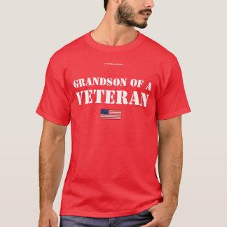 GRANDSON OF A VETERAN T-Shirt