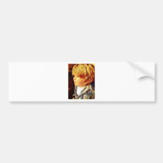 Grandson Reef Bumper Sticker