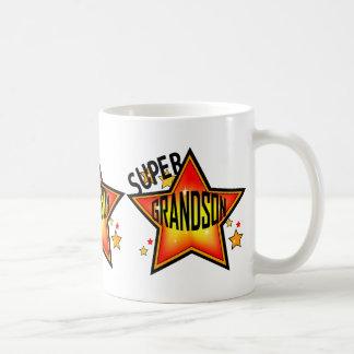Grandson Super Star Mug