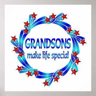 Grandson Posters, Grandson Prints, Art Prints, Poster Designs