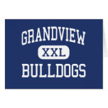 Grandview Bulldogs Middle Grandview Missouri Cards