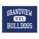 Grandview Bulldogs Middle Grandview Missouri Postcards