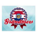 Grandview, MO Postcards
