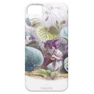 """Grandville """"Violette"""" Botanical iPhone Case"""