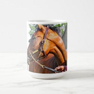 Granero #47 del asilo del caballo en Saratoga Tazas De Café