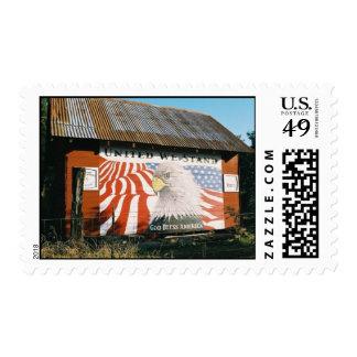 Granero de la libertad sello