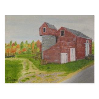 Granero de la suegra - Maine Postal