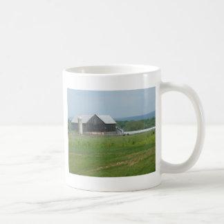 Granero de Pennsylvania Taza De Café