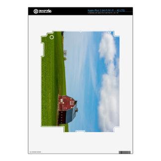 Granero del país de Palouse - Washington del este Pegatina Skin Para iPad 3