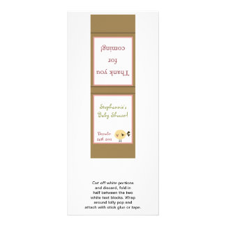 Granero femenino del rosa de la granja de 25 de la tarjeta publicitaria personalizada