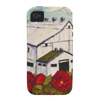 Granero Vibe iPhone 4 Funda