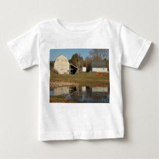 Granero gris - reflexiones de la serenidad camisas