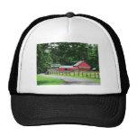 Granero rojo gorra