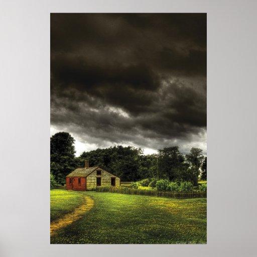 Granero - tormentas un comin posters