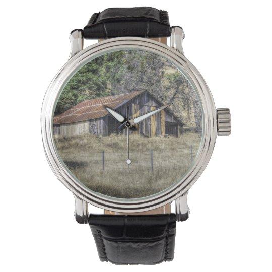 Granero viejo de Amador Reloj De Mano