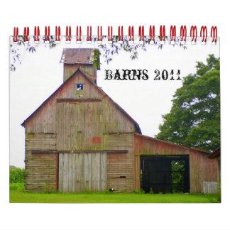 Graneros 2011 del calendario