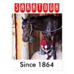 Graneros del asilo del caballo de Alcolite- en Postales