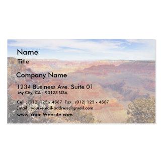 Granes Cañones de Arizona Tarjetas De Visita