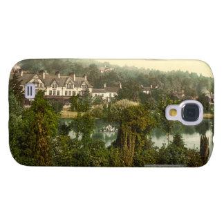 Grange-over-Sands IV, Cumbria, England Samsung Galaxy S4 Cover