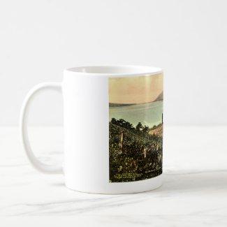 Granger's Point, Canandaigua NY 1915 Vintage mug