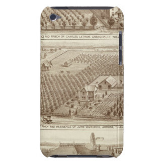 Grangeville, Armona ranches iPod Touch Case