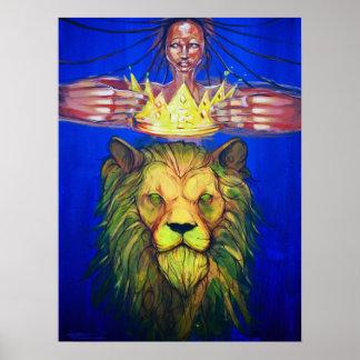 Granice el rey póster