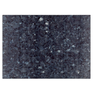 GRANITE BLUE-BLACK 1 CUTTING BOARD