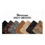 Granite Business Cards