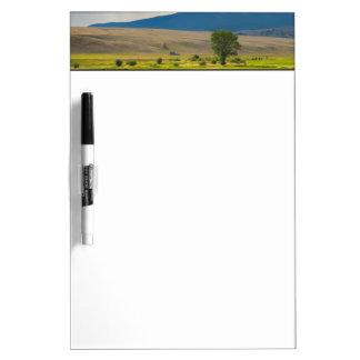 Granite County Montana Dry-Erase Board