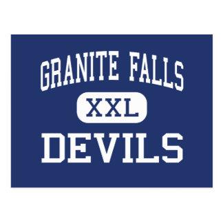 Granite Falls Devils Middle Granite Falls Postcard