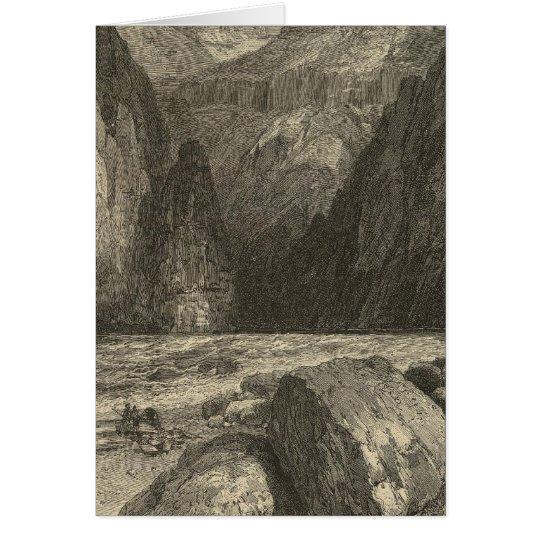 Granite Falls, Kaibab Card