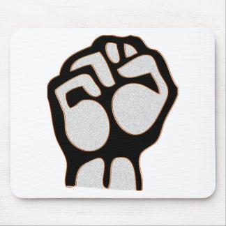Granite Fist Mouse Pad