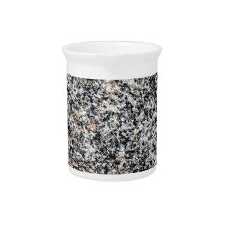 Granite - Hard Rock Beverage Pitcher