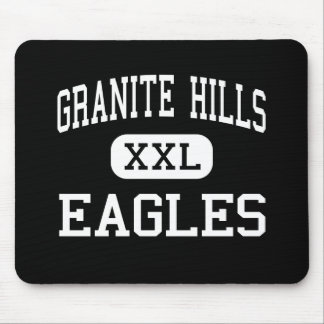 Granite Hills - Eagles - High - El Cajon Mouse Pad