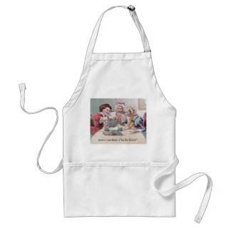 Granite Ironware Gossip Ad Adult Apron