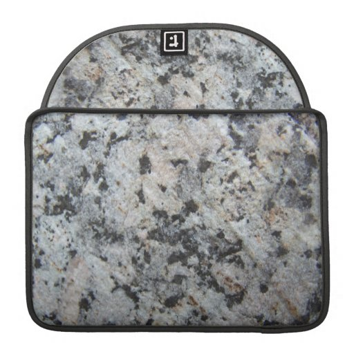 Granite Laptop Sleeve MacBook Pro Sleeve