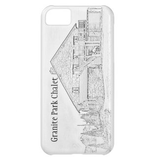 Granite Park Chalet Commemorative iPhone 5 Cover
