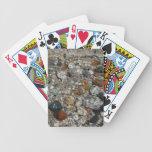 Granite Pebbles in Tenaya Lake Yosemite Nature Bicycle Playing Cards