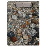 Granite Pebbles in Tenaya Lake Yosemite Nature Clipboard